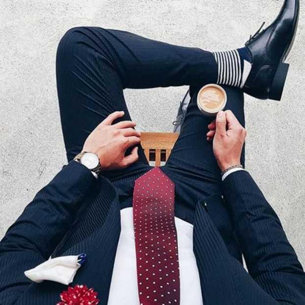10 x fashion inspiratie voor mannen van Instagram