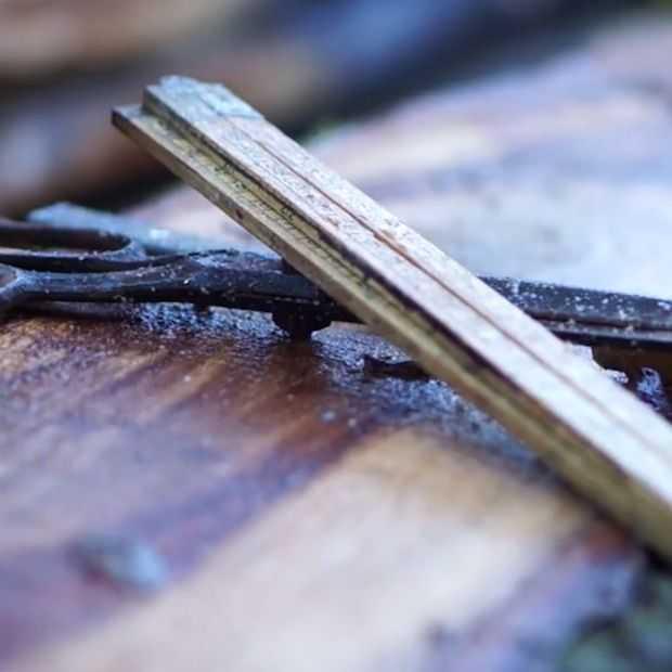 De houten portemonnees van Floki