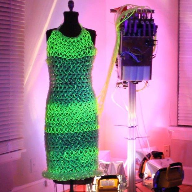 Fluid Dress