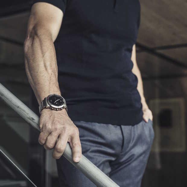 Stijlvolle GPS-smartwatch: Garmin fēnix Chronos