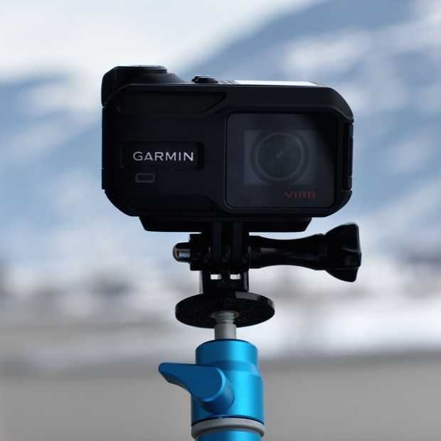 Review Garmin VIRB X