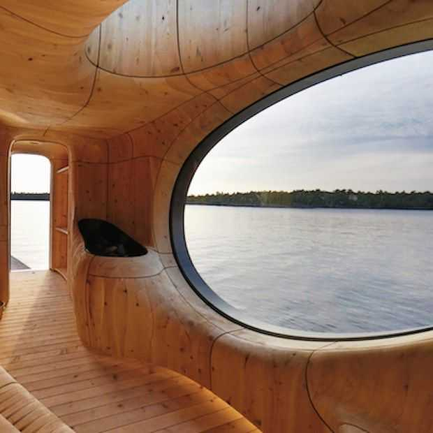De sauna der sauna's