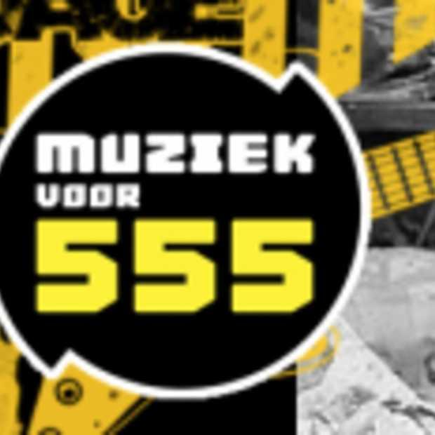 Haïti Actie : Artiesten geven muziekopbrengsten aan Giro 555