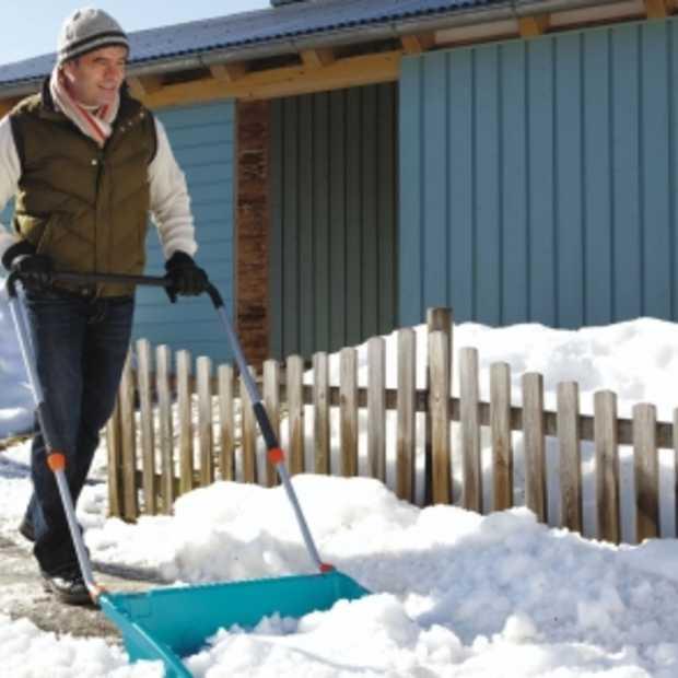 Handige hulp bij Sneeuw en IJs