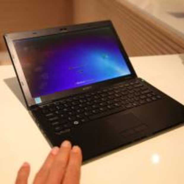 Hands-on Sony Vaio X Ultradun