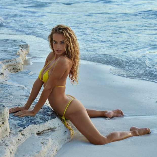 Must see video: bikinimodel Hannah Ferguson