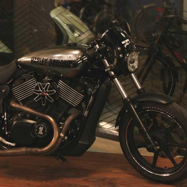 Customize your life met Harley-Davidson