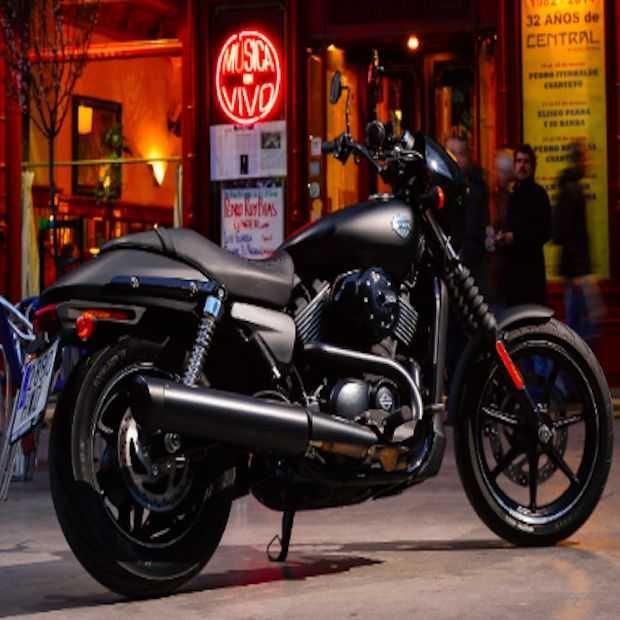 Harley-Davidson introduceert met trots de volledig nieuwe Street 750!
