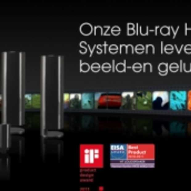 Harman Kardon Alles-in-één 3D Blu-ray Systeem