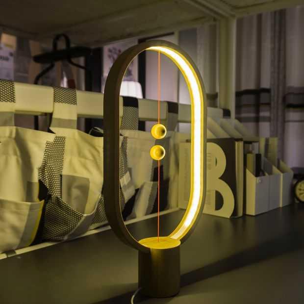 Design: de Heng Balance lamp heeft de beste aan-knop ooit