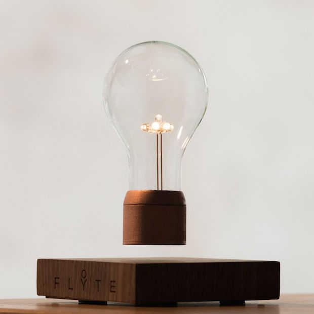 Flyte: de lamp die zweeft!
