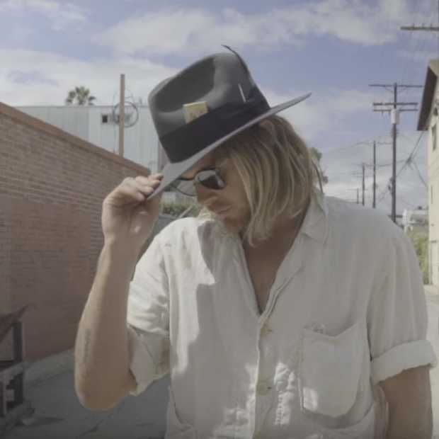 Nick Fouquet is de koning van de stijlvolle hoed