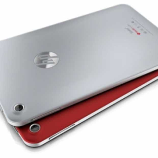 HP introduceert Android consumenten tablet