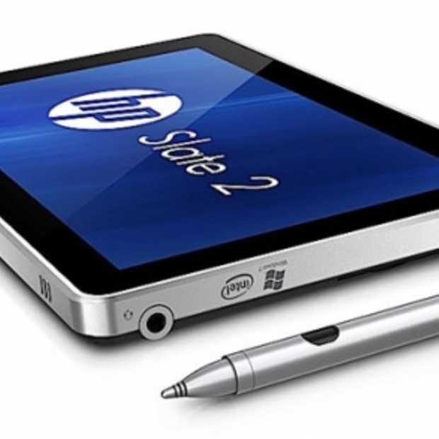 HP komt met zakelijke HP Slate 2