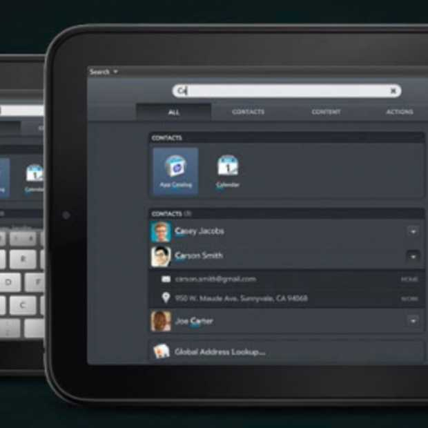 HP TouchPad komt eraan