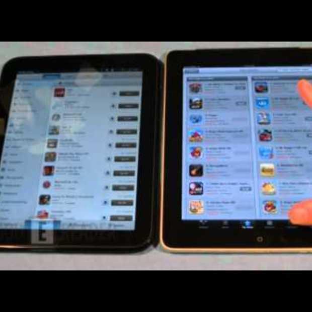 HP Touchpad vs Apple iPad