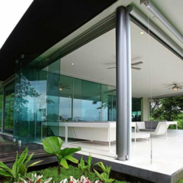 Huis om verliefd op te worden: Residencia El Triangulo