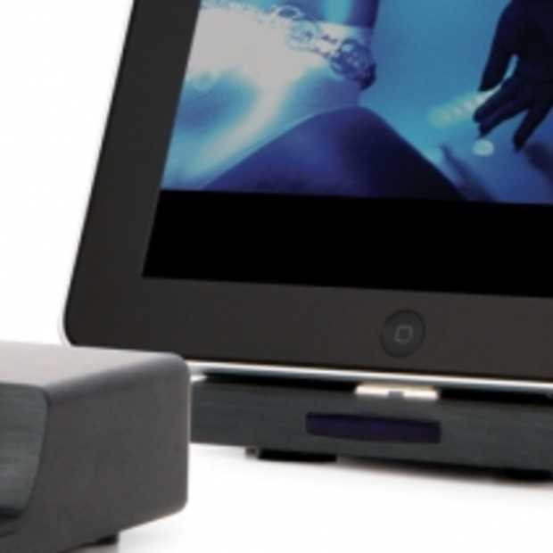 Id100: volledig digitaal iPod dockingstation