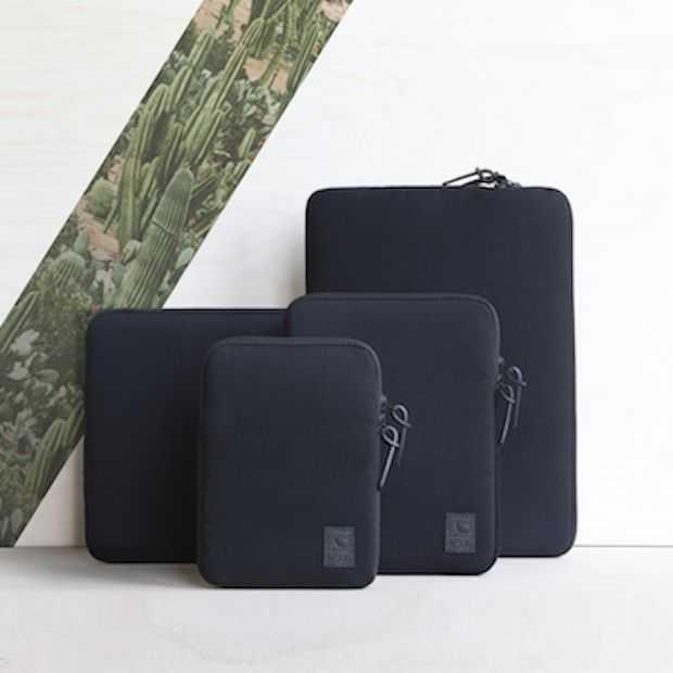 Cactusprints en ribstof: de nieuwe collectie iPad en MacBook hoezen van Carhartt en Ikku