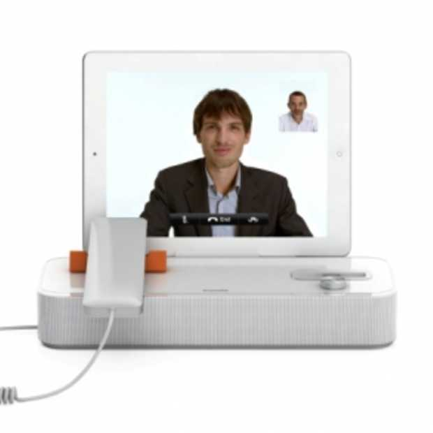 Invoxia AudioOffice iPhone/iPad Telefoon dock