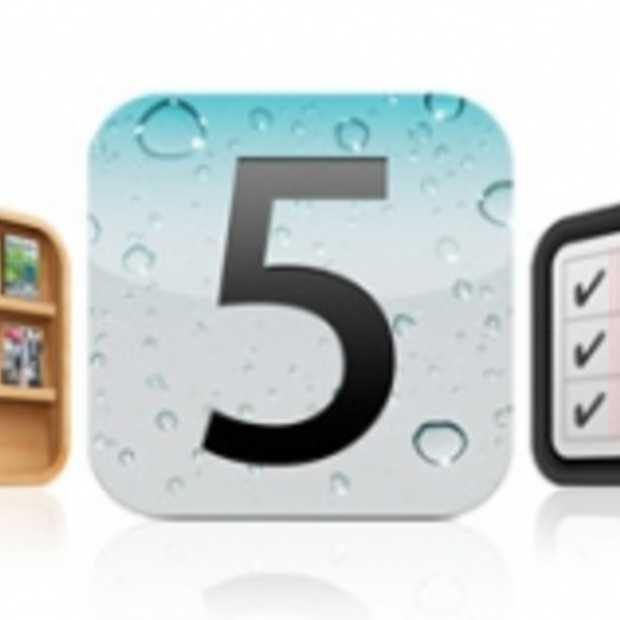 iOS 5 in Gebruik
