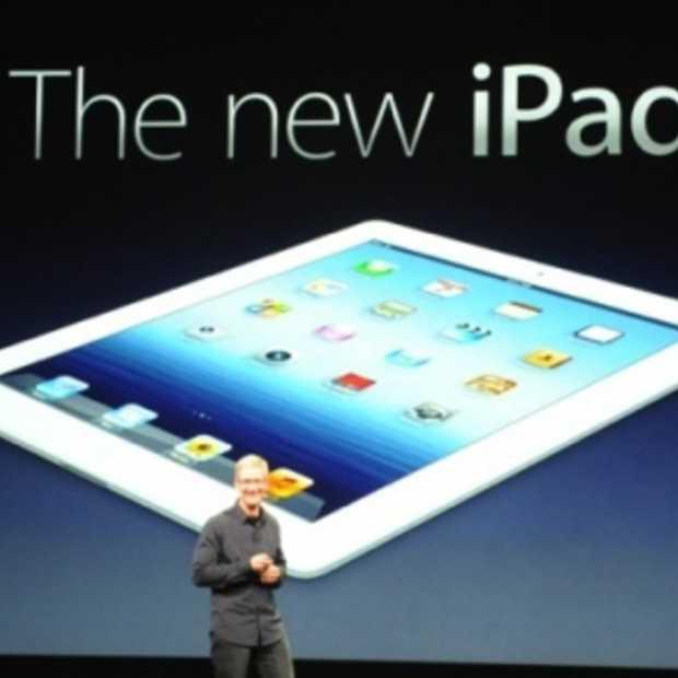 iPad 3 is geboren: de Nieuwe iPad wordt zijn naam
