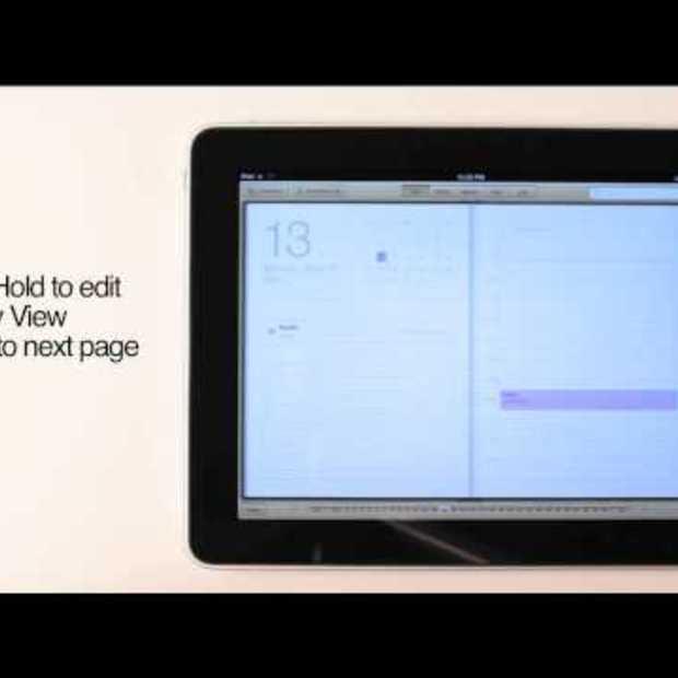 iPad iOS 5 Features