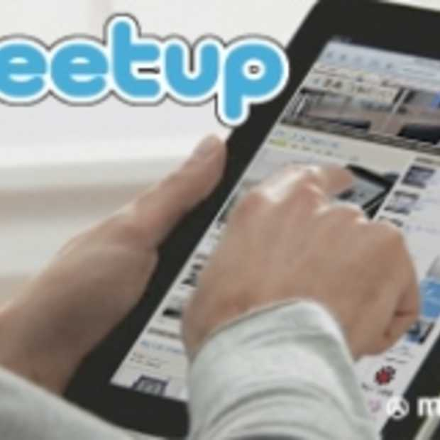 iPad TweetUp langs de A2 (verslagje)