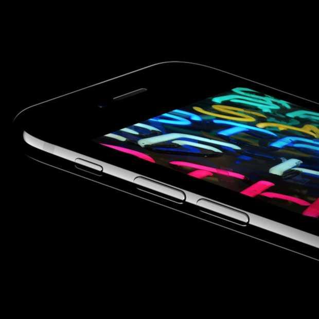 Dit is de nieuwe iPhone 7