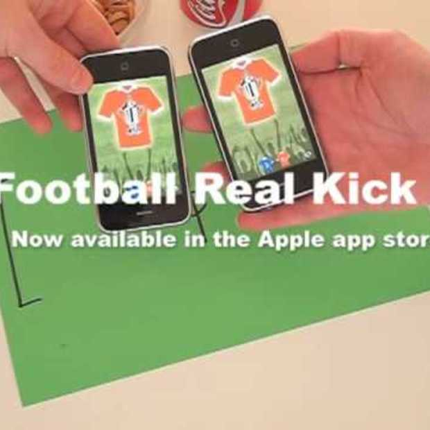 iPhone Football - Real Kick