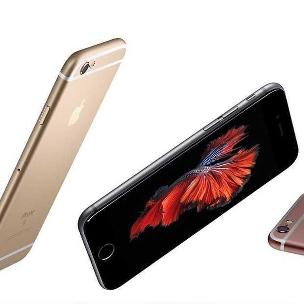 Dit gebeurt er als je mensen overtuigt dat de eerste Apple iPhone de nieuwste iPhone 6s is