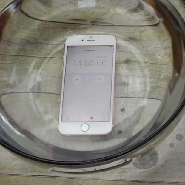 Kun je zwemmen met de iPhone 6S (Plus)?