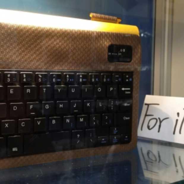 Is dit de iPad Mini?