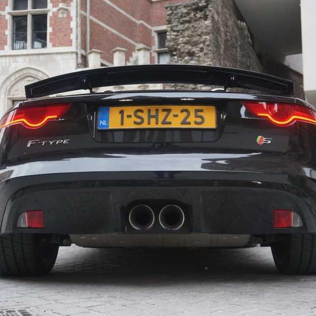 Jaguar F-Type S 'de schoonheid van het verschil'