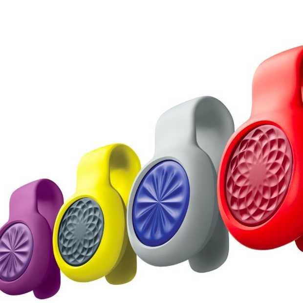 Jawbone komt met een betaalbare wearable: fitness tracker Move