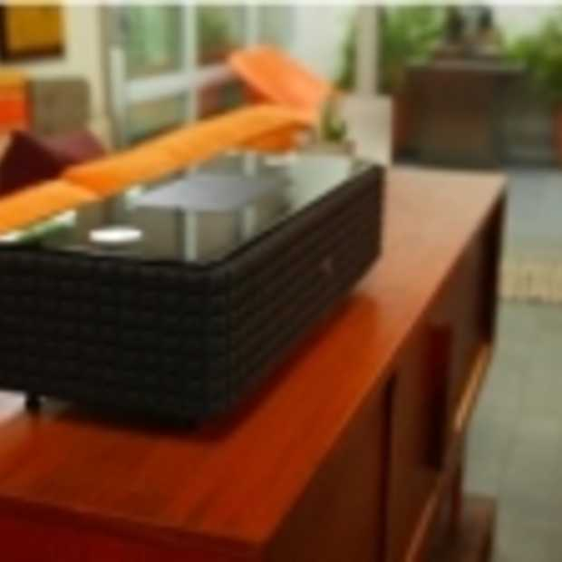 JBL speakers met design