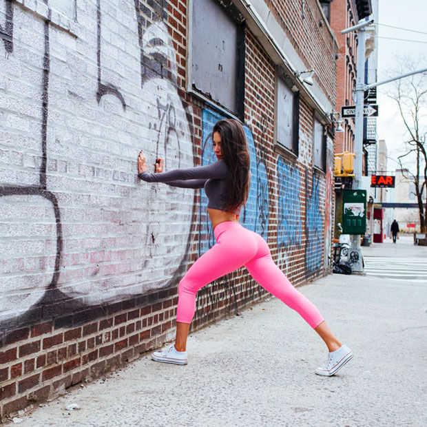 5 mooie fitgirls op Instagram
