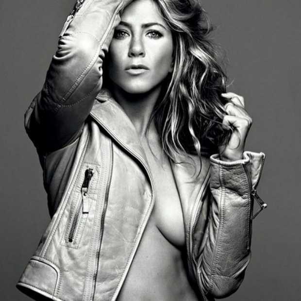Jennifer Aniston is verkozen tot de mooiste vrouw ter wereld