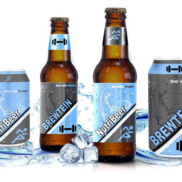 Bier of proteïne? Het kan nu allebei!