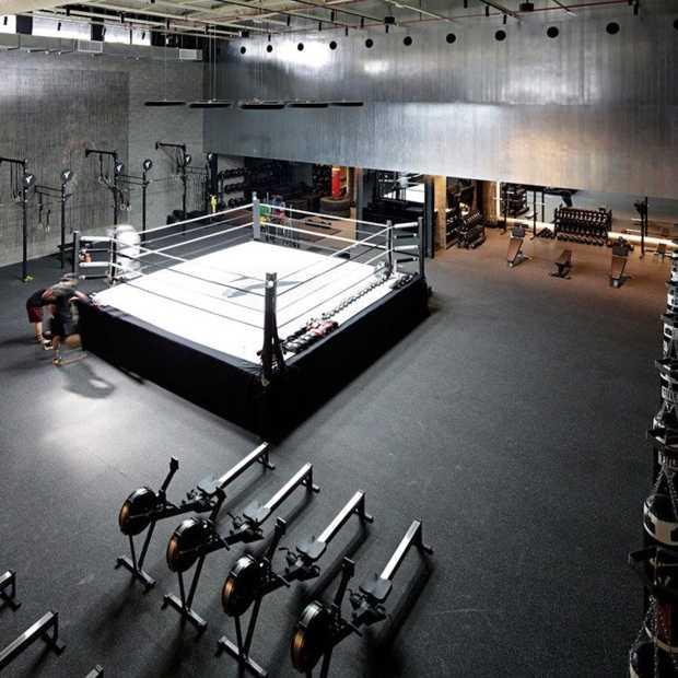 Dit is de meest stijlvolle sportschool ter wereld