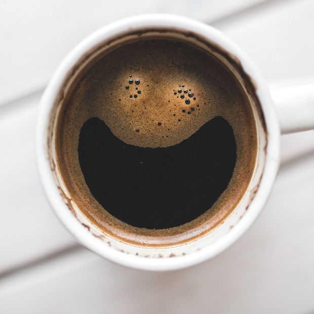 De hele dag alert door één kopje koffie?