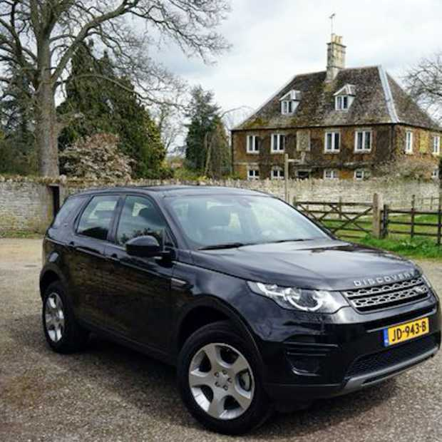 Engels avontuur in de Land Rover Discovery Sport eD4