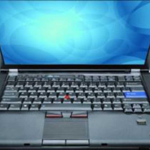 Lenovo's laptop Multi-Touch-Screen