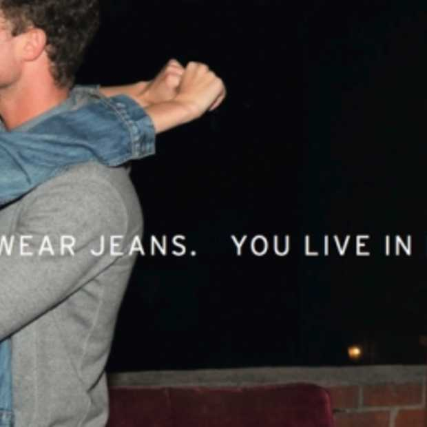 Levi's lanceert Live in Levi's campagne en Fall 2014 collectie!