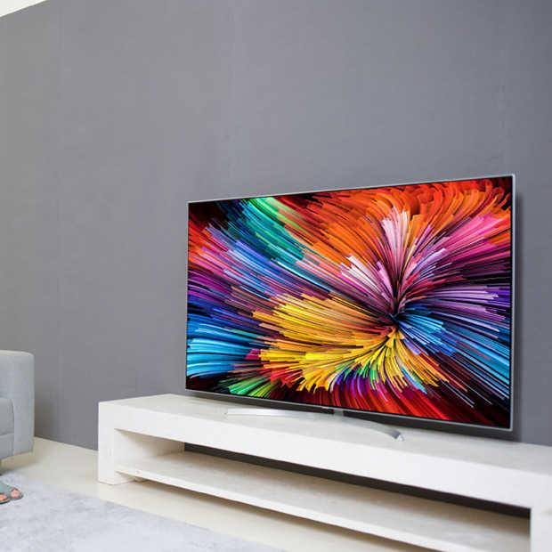 CES: nieuwe TV's LG allemaal met Nano Cell-technologie