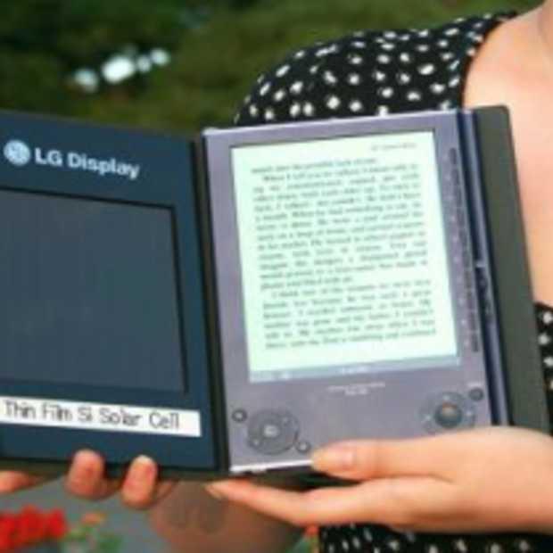 LG komt met e-Reader Concept