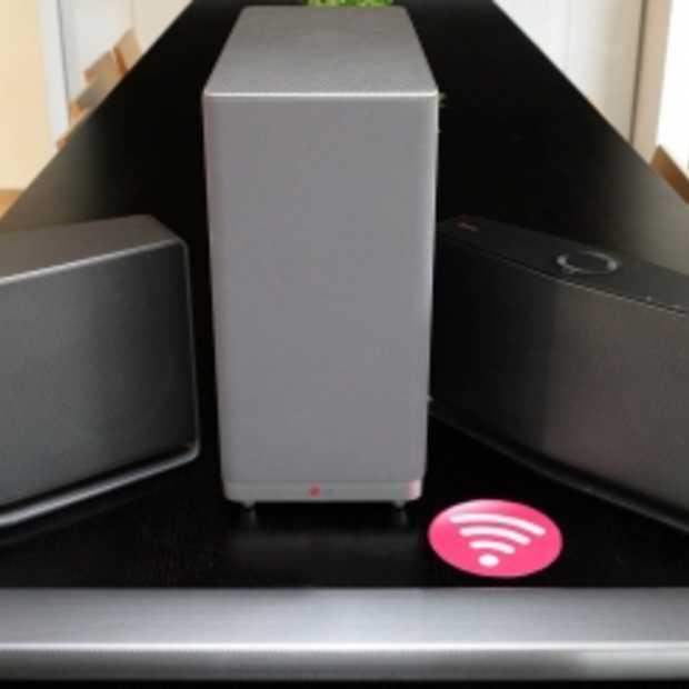 LG kondigt de nieuwe LG Music Flow aan!