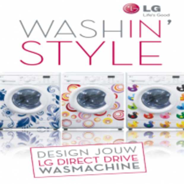 LG Washin' Style-actie