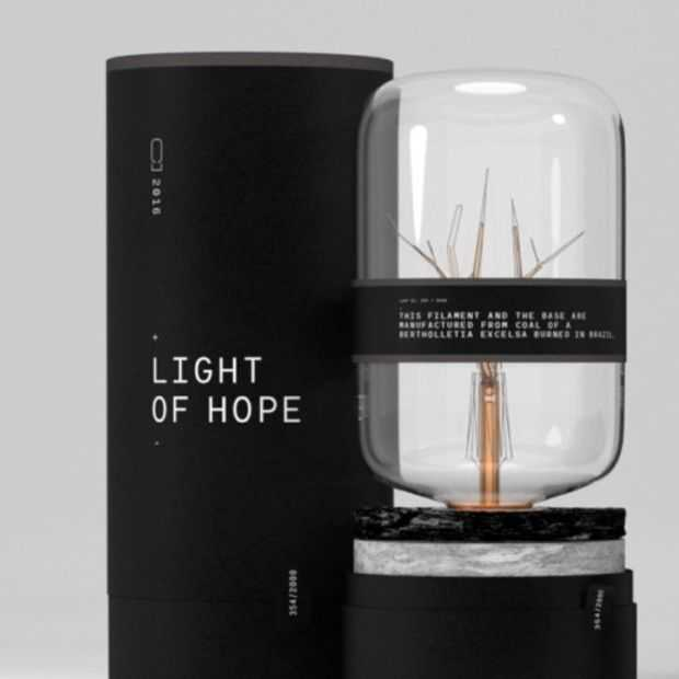 Light of Hope: een boom van een (eco-)lamp