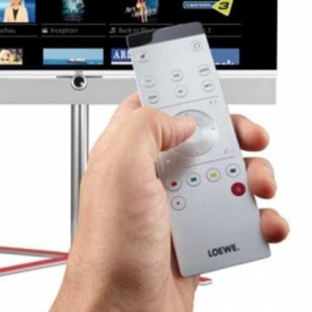 Loewe Assist Media nieuwe afstandsbediening